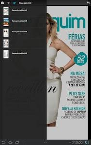 Revista Manequim screenshot 2