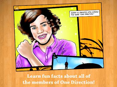 Fame: One Direction Comic Book screenshot 14