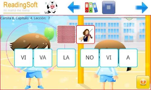 Curso 8 Aprender a Leer screenshot 5