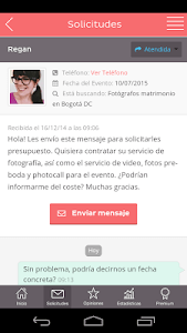 Matrimonio.com.co para empresa screenshot 3