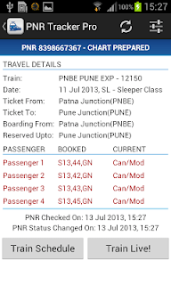 Indian Rail Guide screenshot 04