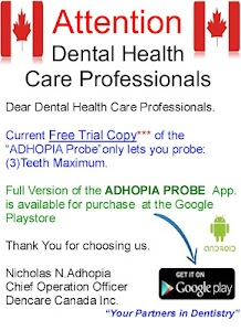 Dental Probing App Hygienist screenshot 3