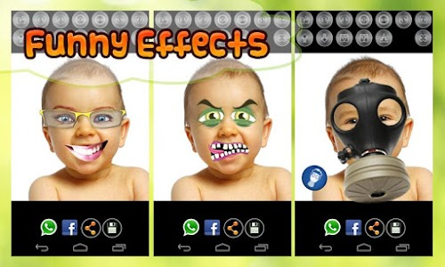 Fun Face Changer: Pro Effects screenshot 2