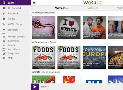 WOSU Public Media App screenshot 7