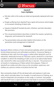 Dandruff - An Overview screenshot 2