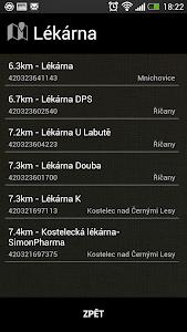 Kapesní lékař screenshot 7