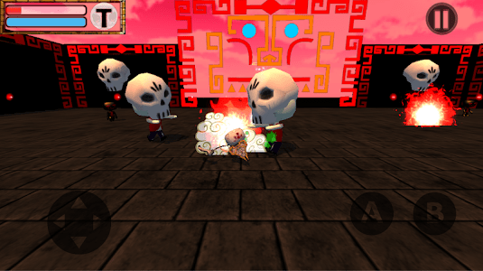 Skull Kid Cool Game screenshot 21