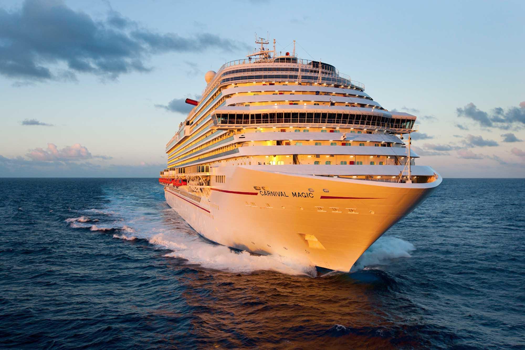 Magic Carnival Plan Ship