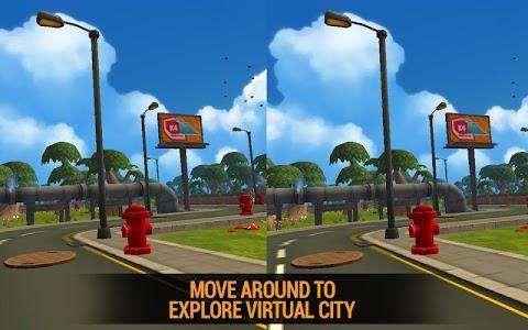 Fantasy City Tours VR - Toon screenshot 1