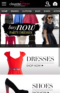 Clozette Shoppe screenshot 0