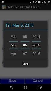 ShelfLife screenshot 7