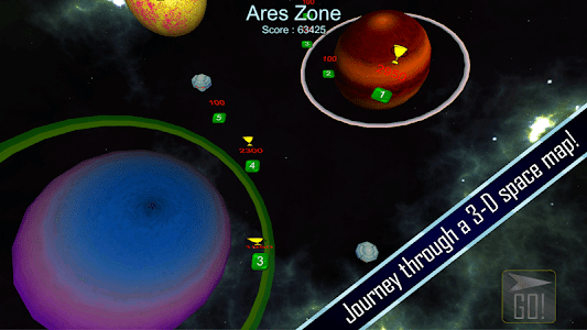 Alien Annihilator Space Battle screenshot 1