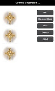 Catholic Vocab Pocket Guide screenshot 1