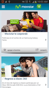 Movistar screenshot 0