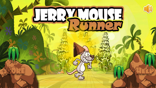 Jerry Mouse Running screenshot 5