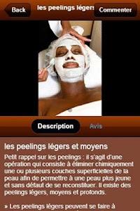 Dermatologue Peaux noires screenshot 2