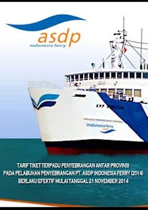 Tarif Tiket Kapal PT. ASDP screenshot 0