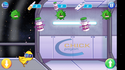CEVA : Chick'N Run screenshot 1