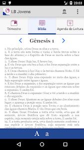 Lições Bíblicas Jovens- Mestre screenshot 3