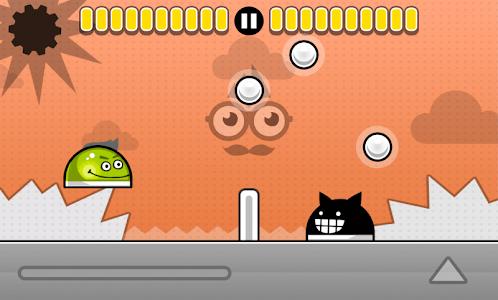 SlimeDroid 2 Volleyball screenshot 0