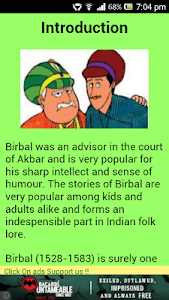 Akbar-Birbal Tales screenshot 2