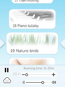 Baby White Noise+Nursery Rhyme screenshot 6