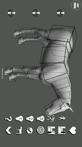 Horse Pose Tool 3D screenshot 5