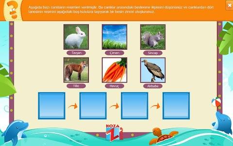 Fen Bilimleri 7 KOZA Z-Kitap screenshot 5