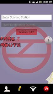 Delhi Metro Guide screenshot 0