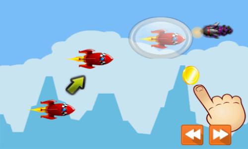 Flappy Rocket screenshot 7