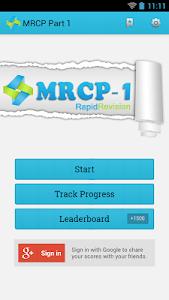MRCP Part 1 screenshot 0