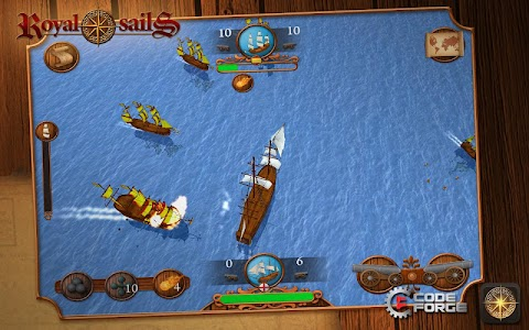 Royal Sails Free screenshot 4