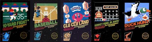 Original NES 18 games