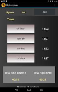 Flight Logbook screenshot 2