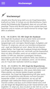 Engelzahlen - Engelbotschaften screenshot 2