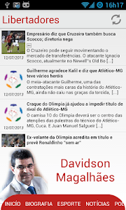 Davidson Magalhães screenshot 3