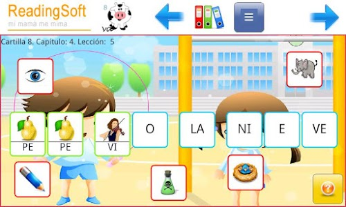 Curso 8 Aprender a Leer screenshot 3