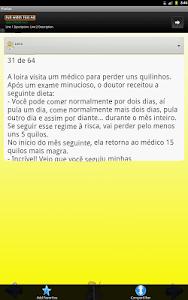 Piadas Brasileiras screenshot 7