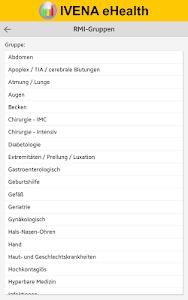 IVENA eHealth PZC-Suche screenshot 9