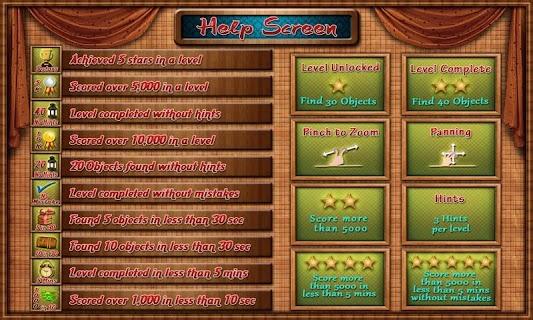 Cabin in Woods - Hidden Object screenshot 07