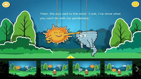 The Sun and the Wind screenshot 5