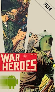 War Heroes Comic screenshot 0