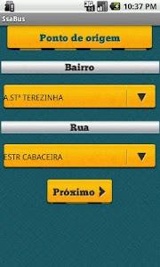 Salvador Bus screenshot 1