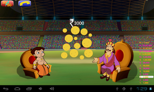 Cricket Quiz with Bheem screenshot 7