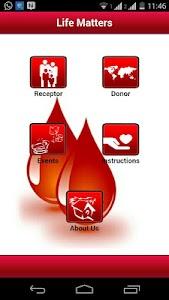 Mobile Blood Bank screenshot 1