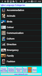 Learn to speak Igbo Language screenshot 1