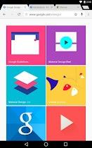 Chrome Browser - Google - screenshot thumbnail 09