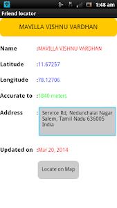 Cse(A)-2014 Locator screenshot 2
