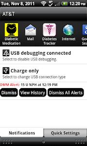 Diabetic Insulin LogAlert Paid screenshot 4