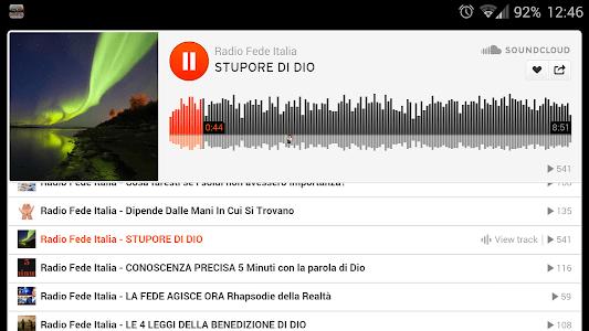 Radio Fede Italia screenshot 6